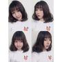公館燙髮-奧創髮藝 精英總店-Rumi _嘿 我剪短髮了!