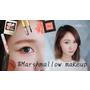 [HEE's彩妝+影片] 兩樣彩妝品完成眼妝ღ粉橘色的輕甜棉花糖妝容