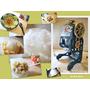 [ 生活 ] 【日本Doshisha復古電動刨冰機】炎炎夏日DIY冰品吃個涼~來台家用剉冰機!!健康輕食開箱食譜分享❤