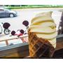 新竹日式霜淇淋店 三層山 Three layer mountain 可內用喔!