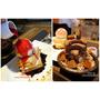 ◎【首爾(明洞) red mango & cacao green】這家甜點~韓妞必打卡!太銷魂必吃...草莓球千層派&三層巧克力布朗尼刨冰!