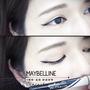 ┃彩妝。影音┃兩款招牌「眼線畫法」┃MAYBELLINE 新品 媚比琳濃黑印象派氣墊眼線液