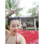 無敵玫瑰花海泳池超驚艷❤️峇里島LUMBINI VILLA❤️最浪漫蜜月首選(≧∇≦)/