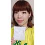"""來自日本的""""北の達人-TOROCOLLA透羅珂娜膠原貼(眼膜)""""是噹噹媽提昇肌膚質感的小秘密喔❤"""