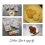 烘培║DIY手工餅乾+松露巧克力 Elle & Vire法國鐵塔牌動物性鮮奶油/法國鐵塔牌無鹽發酵奶油/法國鐵塔牌原味優格 ❤跟著Livia享受人生❤