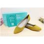 【穿搭】winean薇妮安 - 雙色拼布平底休閒鞋 ~ 舒適好穿的日式女鞋品牌