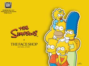 THE FACE SHOP x 辛普森家庭聯名系列