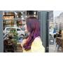 [台中染髮] 逢甲VS Hair護髮染+水妍加倍護髮給你好顏色,重新找回水亮好髮質!(文末含染髮後注意事項)
