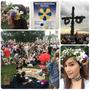 有影片| 紐約-瑞典夏日節 Swedish Midsummer Festival 2017