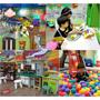 【親子育兒-玩樂篇】小孩玩到不想回家的幸福樂園~iKids愛奇堡親子智力樂園。豐富的幼兒圖書~打造兒童誠品/西門捷運站(台北車站)