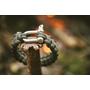 瑞典 Naimakka 求生傘繩卸釦手環首度登台