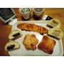 松江南京 派菲烘焙 台式經典麵包/水果丹麥/日式紅豆 華爾滋芋頭人氣 冰沙買一送一