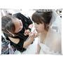 子歡新娘秘書 整體造型~美麗大方又自然的新娘妝,根本就是幫妳變一張臉啊!