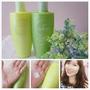 【文末抽獎】【油切涼感】NEWART綠茶油切涼感洗髮精+護髮素
