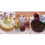 復活石、花園鰻都變成蛋糕!【永安市場】隱藏咖啡廳不只可愛還很好吃!