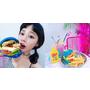 FG部落客日記︱泰國什麼都好吃!張香香:「原來【藍色漢堡】味道是醬子!」