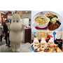 Moomin Café 嚕嚕米主題餐廳萌呆了!7/7開幕~小心踏進去很難全身而退