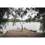 旅記 ▏【台南六甲】夢之湖-湖畔樹影婆娑小日月潭,美的讓時間凍結這一刻