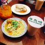 牛角坡早餐 | 龜山區好吃到想哞哞叫的炒麵 | 長庚大學美食 | 早餐since1995的好味道