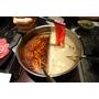 辛殿麻辣鍋ATT 4 FUN信義店,信義區推薦美食,精緻單點吃到飽鴛鴦鍋,高級肉品、哈根達斯、莫凡彼無限供應