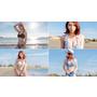 日女孩的比基尼挑選秘訣 日本Angel Luna泳裝穿搭分享