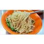 台中東區』卓媽媽南投意麵║新建國市場內美食,銅板小吃,吃飽再採買!