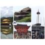 【旅遊】京都。一日行程路線-伏見稻禾、金閣寺、清水寺ll鐵腿日記。