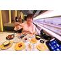 【台南美食】全新開幕!Magic Touch 点爭鮮:日本料理、壽司選擇多更多,平板點餐,新幹線直送超好玩