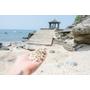 旅記 ▏【新北石門】石門洞-少女夢想中貝殼沙灘