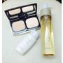試用報告|COVERMARK 柔紗潤澤粉底、維納斯長效定妝隔離乳、極淨修護卸妝油。