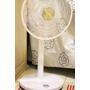 [ 生活 ] 【Haier14吋DC時尚白風扇】微電腦DC直流變頻~7葉風扇,風力集中,夏日炎炎的電扇開箱!!