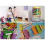 育兒好物|2Y2M。發揮想像創造力、開始有空間概念!班恩傑尼100PCS彩色創意積木
