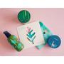 Innisfree 2017手帕月限定商品(綠茶籽保溼精華/綠茶籽水平衡面霜/舒芙蕾粉餅盒),一起用手帕守護綠色森林吧!