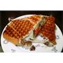 《頭份美食》EQ早餐。犯規的古巴三明治。創意客家風情鐵板鹹豬肉堡。澎湃蛋捲餅|健康滿點好吃推薦。頭份國中附近(影片)