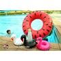 《玩水》竹科游泳池初體驗票價環境分享 x 美國Big Mouth 造型游泳圈。飲料圈。海灘墊開箱︱(影片)