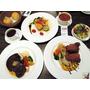 世貿美食 麗思坊西餐廳 菲力牛排/德國豬腳/大蝦鮭魚排 套餐多樣 另有中式菜餚可包場~