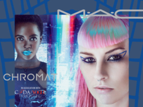 M.A.C CHROMAT設計師聯名系列 - 7月中上市
