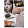 【彩妝新品開箱】UNT完美持色3D有型眉彩盤+星空雙色氣墊眼影筆甜蜜粉橘