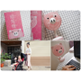 生活|走到哪涼到哪!萌萌的收服寶貝的心。Momonga.Latte日本夾式電風扇