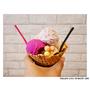美食餐廳║ 台北大安區 捷運台電大樓 ANGEL 義式手工冰淇淋 師大/義式冰淇淋 愛美又愛吃的人吃這間就對了! ❤跟著Livia享受人生❤