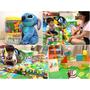 【 育兒好物】2Y玩具推薦,建立邏輯思考力、啟發想像創造力~陪伴孩子成長的班恩傑尼#100PCS彩色創意積木。安全無毒木質積木