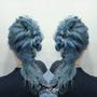 【2017髮型髮色流行趨勢|西門町推薦染髮設計師BENNY|2017流行髮色・韓國藝人髮型・歐美 x 日系 x 韓系時尚流行髮型】2017流行髮色 迷幻海洋藍調
