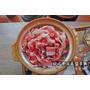 食記 ▏【台南南區】小覓秘-鮮燙玫瑰牛五花翡翠麵 玫瑰花瓣視覺享受CP值高