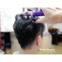 『髮型』帥氣歐巴髮型~舒科25mm電棒輕鬆打造