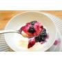 [食記] TIY優格-thinking in yogurt。使用新鮮菌株發酵的健康優格。無糖、經典優格+藍莓果漿~