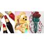 浮誇的讓人好喜歡!「泰迪熊、玫瑰花」造型彩妝品讓人想立刻下單
