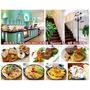 【台北下午茶】❤ 西門町餐廳美食 Oyami 夢幻白馬法式鄉村童話風 義大利麵 鬆餅