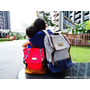 【CORRE】 台灣手工帆布包,採用16盎司帆布製成,時尚又實用的後背包,也是情侶包~