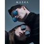 時下席捲韓國的潮流墨鏡品牌MASKA台灣開設首間快閃店