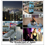 【2014香港】香港自由行DAY2中環半山自動手扶梯、山頂纜車凌霄閣、杜莎夫人蠟像館、太平山夜景